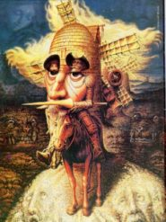 don-quijote-painting-by-octavio-ocampo