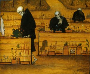 The Garden of Death - GRANDE