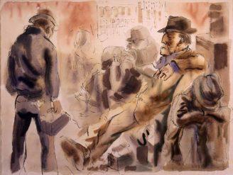 desempregados, 1934